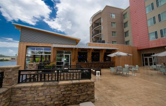 Restaurant SpringHill Suites Chattanooga Downtown/Cameron Harbor