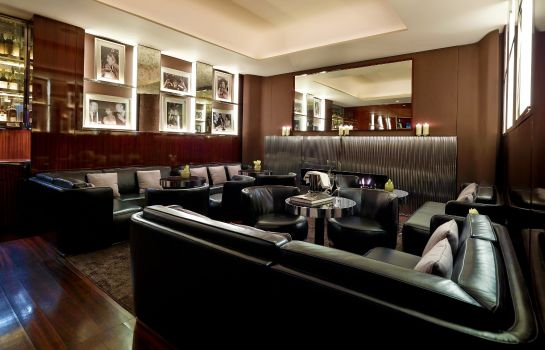 Bar del hotel Bulgari Hotels & Residences London