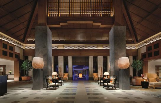 Hotelhalle The Ritz-Carlton Okinawa