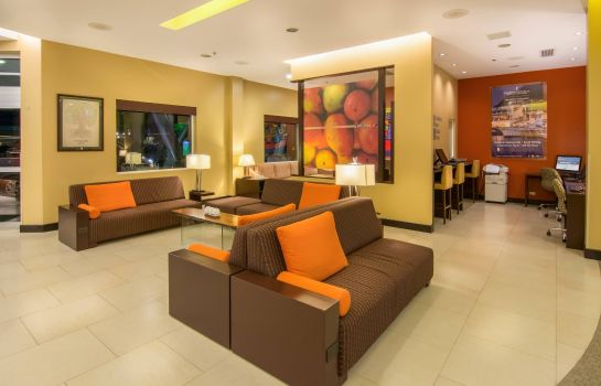 Hall Courtyard San Jose Airport Alajuela