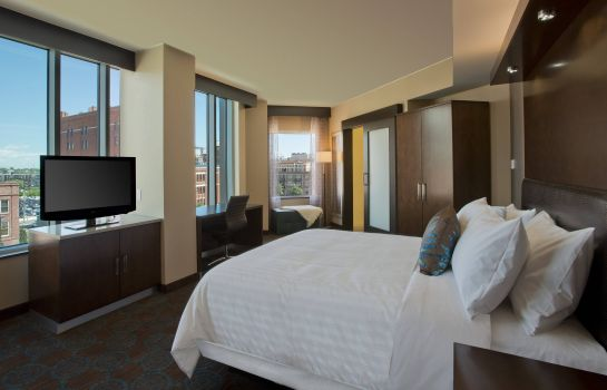 Suite SpringHill Suites Denver Downtown