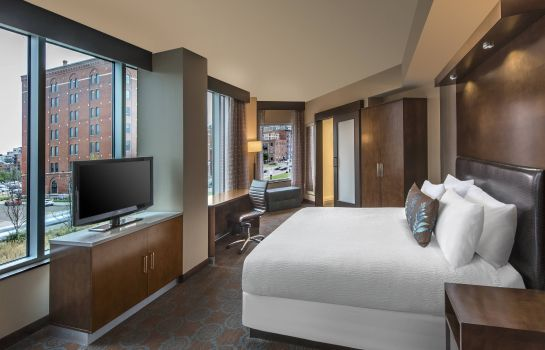 Habitación SpringHill Suites Denver Downtown
