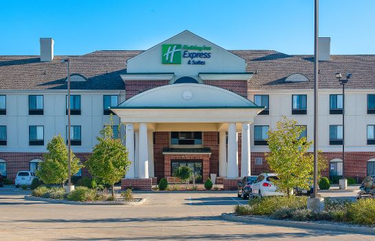 Exterior view Holiday Inn Express & Suites LAFAYETTE EAST