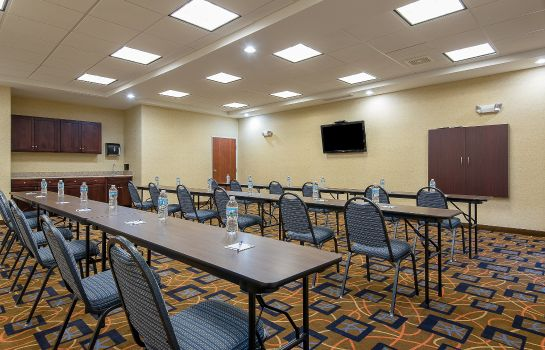 Conference room Holiday Inn Express & Suites LAFAYETTE EAST