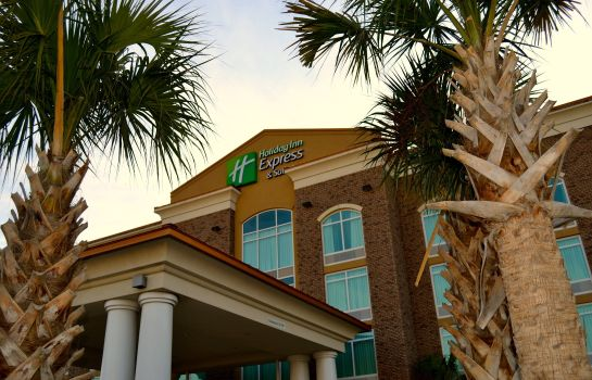 Information Holiday Inn Express & Suites CHARLESTON ARPT-CONV CTR AREA