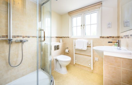 Bagno in camera Rectory Farm