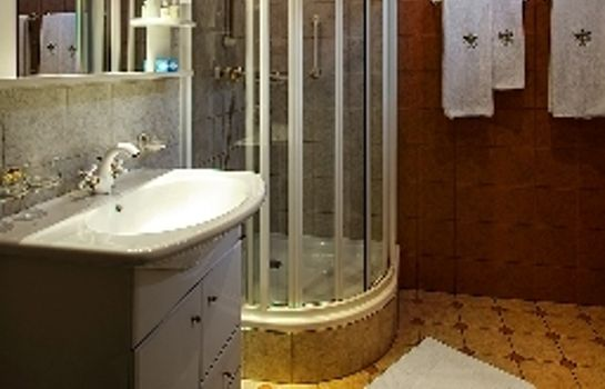 Bagno in camera Wellness & Treatment Hotel GHC