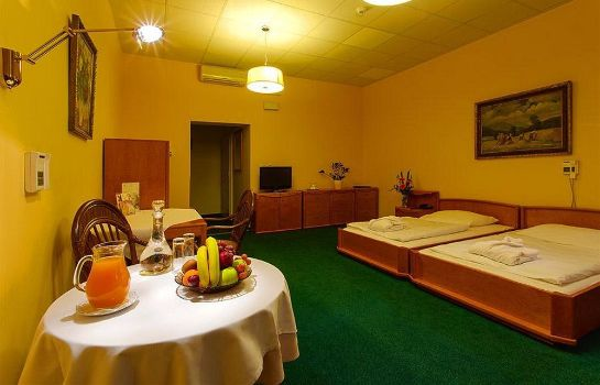 chambre standard Wellness & Treatment Hotel GHC
