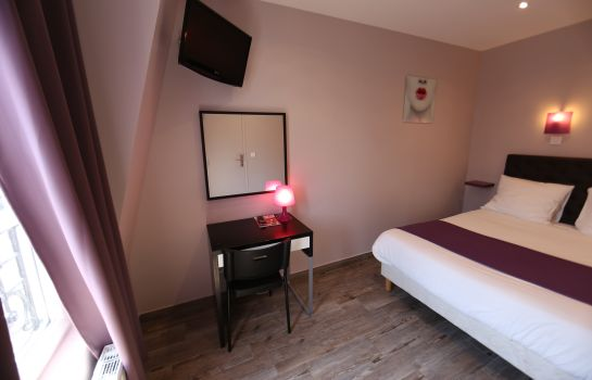 Chambre double (confort) Sweet Hotel