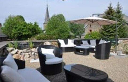 Terrasse Hotel Les Ecoliers