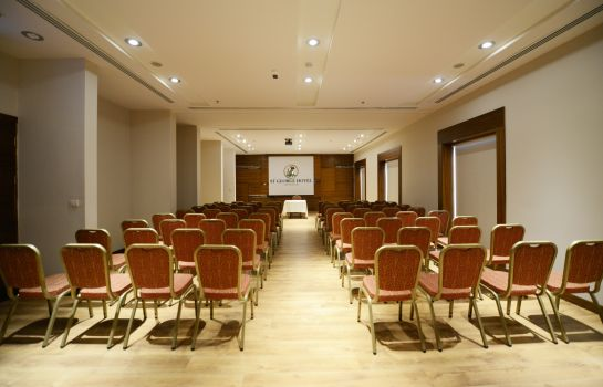 Meeting room St George Hotel Jerusalem