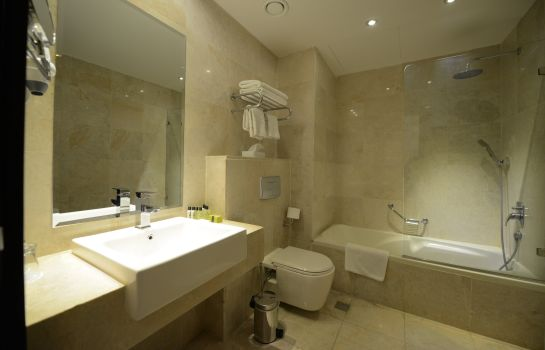 Bagno in camera St George Hotel Jerusalem