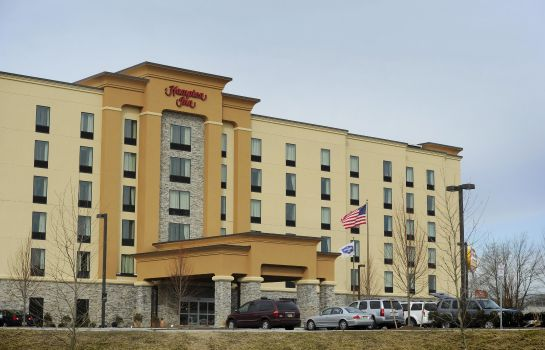 Exterior view Hampton Inn Neptune-Wall NJ