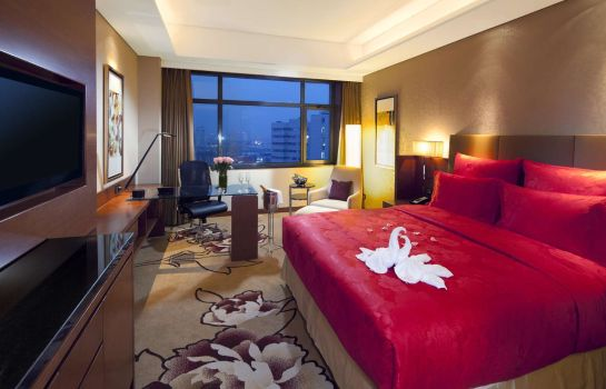 Zimmer DoubleTree by Hilton Shenyang