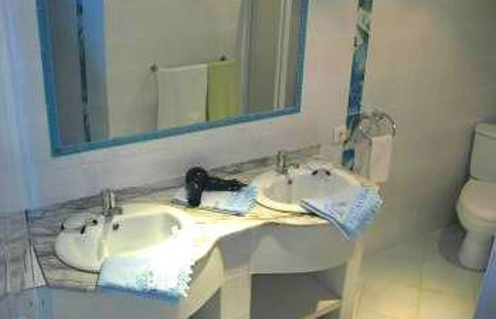 Bathroom Hotel Botanic Parc