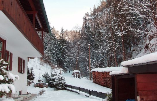 Außenansicht Alpine Holiday Apartments