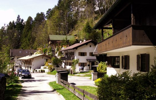 Umgebung Alpine Holiday Apartments