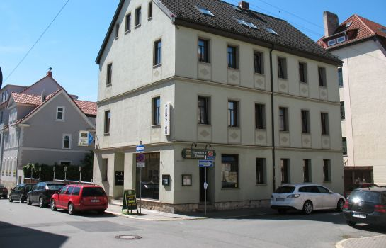 Vista exterior Hinz & Kunz Pension