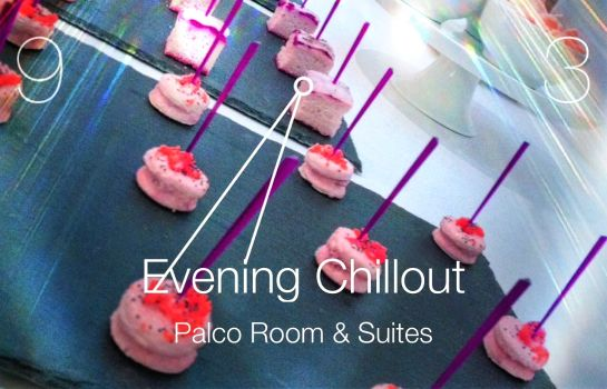 Hotel bar Palco Rooms&Suites