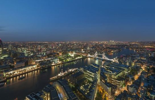 Vista esterna Shangri-La at The Shard London