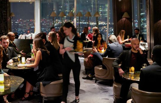 Hotel bar Shangri-La at The Shard London