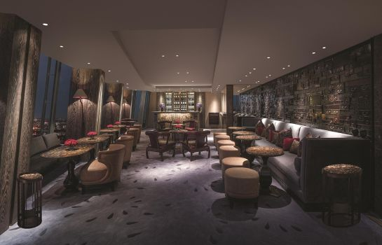 Bar del hotel Shangri-La at The Shard London