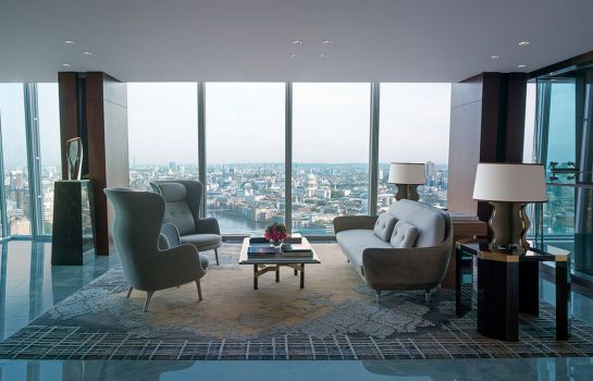 Hall Shangri-La at The Shard London