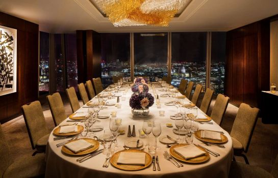Ristorante Shangri-La at The Shard London