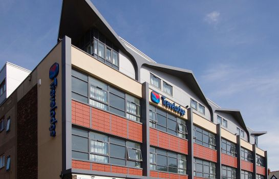 Exterior view TRAVELODGE LYTHAM ST ANNES