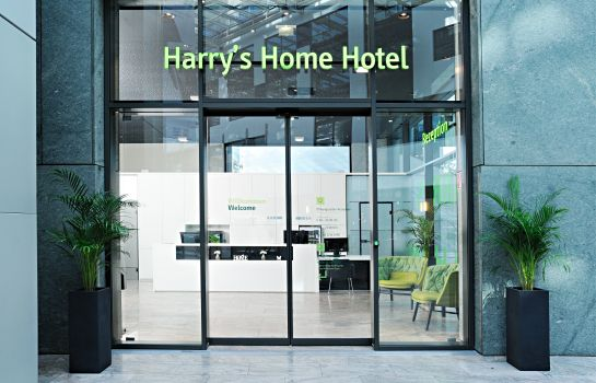 Hotelhalle Harry's Home Hotel Wien
