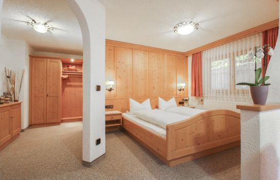 Pokój typu junior suite Hubertus am Thumsee