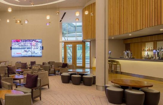 Hotel bar Hilton at St George's Park
