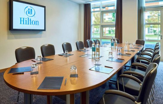 Conference room Hilton at St George's Park