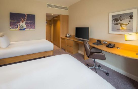 Room Hilton at St George's Park