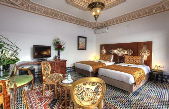 Junior-suite Riad El amine Fes