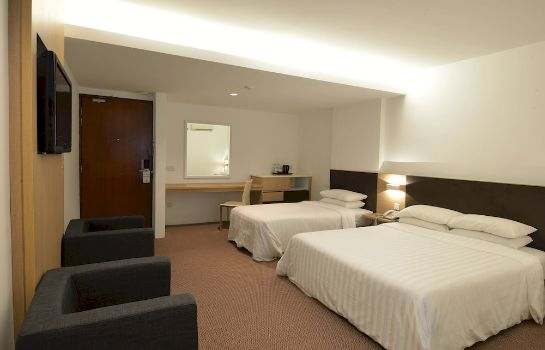 Chambre individuelle (confort) VIP Hotel
