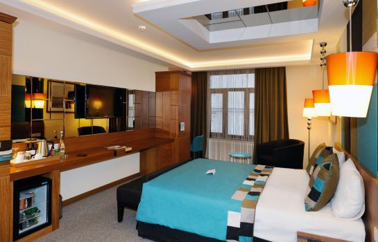 Chambre double (standard) Collage Pera Hotel Special Class