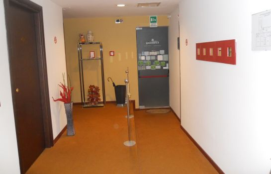 Empfang Catania Crossing B&B Rooms & Comforts