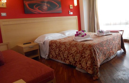 Chambre individuelle (standard) Catania Crossing B&B Rooms & Comforts