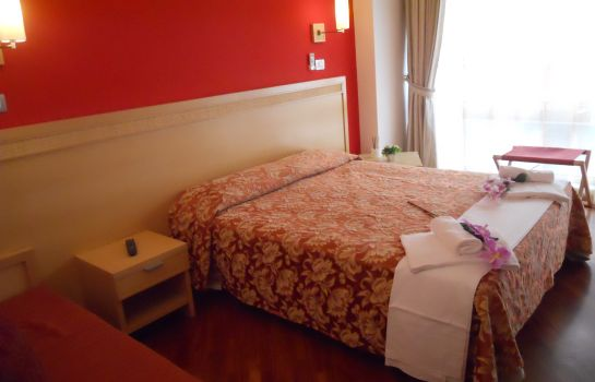 Chambre double (standard) Catania Crossing B&B Rooms & Comforts