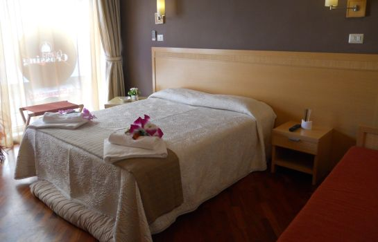 Chambre double (confort) Catania Crossing B&B Rooms & Comforts