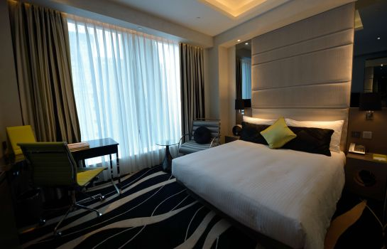 Single room (superior) Hotel Madera Hong Kong Former Madera Hongkong