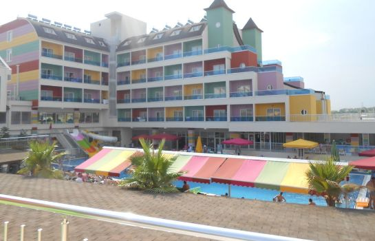 Außenansicht Blue Paradise Side Hotel  - All Inclusive