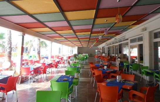 Restaurant Blue Paradise Side Hotel  - All Inclusive