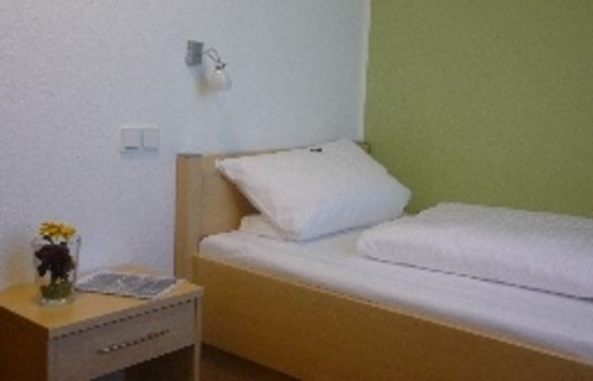 Chambre individuelle (standard) Stadthotel Kolping
