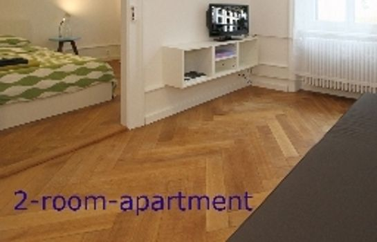 Doppelzimmer Standard Apartments Spalenring 10