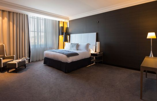 Chambre InterContinental Hotels MARSEILLE - HOTEL DIEU