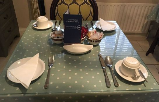 Breakfast room Galway Abbey Lodge Guesthouse