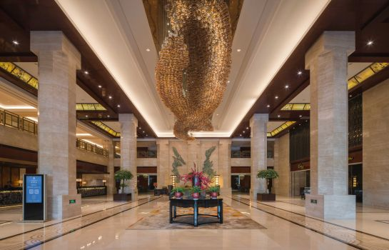 Hotelhalle Happiness Hotel Changzhou