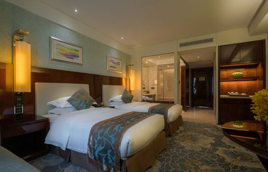 Doppelzimmer Standard Happiness Hotel Changzhou